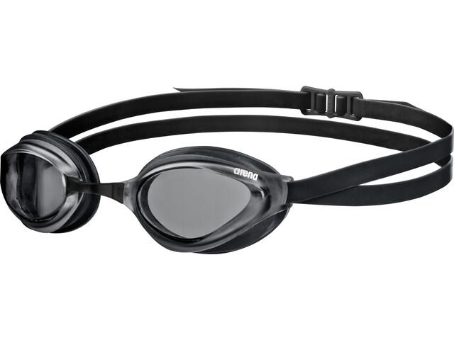arena Python Goggles, smoke-black